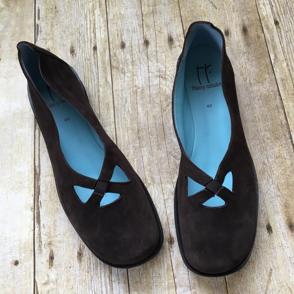 low priced 852a4 9ae2e - Thierry Rabotin - Mary Jane Italian shoes